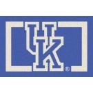 "Kentucky Wildcats ""Horizontal"" 7' 8"" x 10' 9"" Team Spirit Area Rug by"
