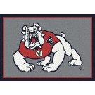 "Fresno State Bulldogs 22"" x 33"" Team Door Mat"