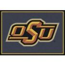 "Oklahoma State Cowboys 7' 8"" x 10' 9"" Team Spirit Area Rug by"
