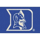 "Duke Blue Devils 7' 8"" x 10' 9"" Team Spirit Area Rug by"