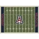 "Arizona Wildcats 7' 8"" x 10' 9"" NCAA Home Field Area Rug by"