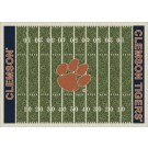 "Clemson Tigers 5' 4"" x 7' 8"" NCAA Home Field Area Rug"