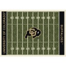 "Colorado Buffaloes 7' 8"" x 10' 9"" NCAA Home Field Area Rug"