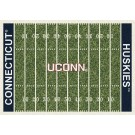 "Connecticut Huskies 5' 4"" x 7' 8"" NCAA Home Field Area Rug"
