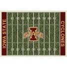 "Iowa State Cyclones 7' 8"" x 10' 9"" NCAA Home Field Area Rug by"