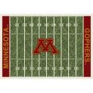 "Minnesota Golden Gophers 7' 8"" x 10' 9"" NCAA Home Field Area Rug by"
