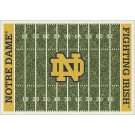 """Notre Dame Fighting Irish 7' 8"""" x 10' 9"""" NCAA Home Field Area Rug by"""