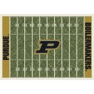 """Purdue Boilermakers 7' 8"""" x 10' 9"""" NCAA Home Field Area Rug by"""