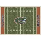 """Florida Gators 5' 4"""" x 7' 8"""" NCAA Home Field Area Rug"""