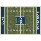 "Duke Blue Devils 7' 8"" x 10' 9"" NCAA Home Field Area Rug by"