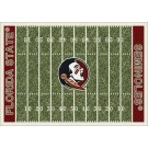 """Florida State Seminoles 7' 8"""" x 10' 9"""" NCAA Home Field Area Rug by"""
