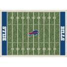 "Buffalo Bills 5' 4"" x 7' 8"" NFL Home Field Area Rug"