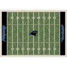 "Carolina Panthers 7' 8"" x 10' 9"" NFL Home Field Area Rug by"