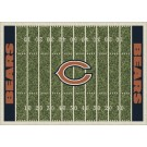 "Chicago Bears 5' 4"" x 7' 8"" NFL Home Field Area Rug"