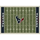 "Houston Texans 7' 8"" x 10' 9"" NFL Home Field Area Rug by"