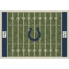 """Indianapolis Colts 7' 8"""" x 10' 9"""" NFL Home Field Area Rug by"""
