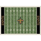 """New Orleans Saints 5' 4"""" x 7' 8"""" NFL Home Field Area Rug"""