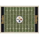 "Pittsburgh Steelers 5' 4"" x 7' 8"" NFL Home Field Area Rug"
