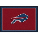 "Buffalo Bills 3' 10"" x 5' 4"" Team Spirit Area Rug (Red)"