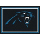 "Carolina Panthers 5' 4"" x 7' 8"" Team Spirit Area Rug (Blue)"