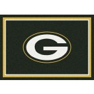 "Green Bay Packers 3' 10"" x 5' 4"" Team Spirit Area Rug (Green)"