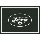 "New York Jets 7' 8"" x 10' 9"" Team Spirit Area Rug (Green) by"