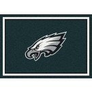 "Philadelphia Eagles 7' 8"" x 10' 9"" Team Spirit Area Rug (Green) by"
