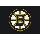 "Boston Bruins 5' 4"" x 7' 8"" Team Spirit Area Rug"