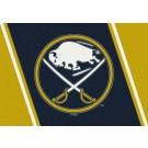 "Buffalo Sabres 7' 8"" x 10' 9"" Team Spirit Area Rug by"