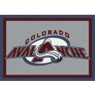 "Colorado Avalanche 5' 4"" x 7' 8"" Team Spirit Area Rug"