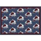 "Colorado Avalanche 2' 1"" x 7' 8"" Team Repeat Area Rug Runner by"