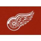 "Detroit Red Wings 5' 4"" x 7' 8"" Team Spirit Area Rug"