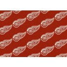 "Detroit Red Wings 7' 8"" x 10' 9"" Team Repeat Area Rug by"