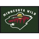 "Minnesota Wild 7' 8"" x 10' 9"" Team Spirit Area Rug by"