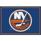 "New York Islanders 7' 8"" x 10' 9"" Team Spirit Area Rug by"