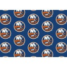 "New York Islanders 7' 8"" x 10' 9"" Team Repeat Area Rug"