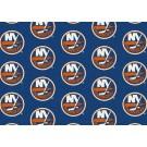 "New York Islanders 7' 8"" x 10' 9"" Team Repeat Area Rug by"