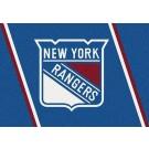 "New York Rangers 7' 8"" x 10' 9"" Team Spirit Area Rug by"