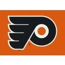 """Philadelphia Flyers 2' 8"""" x 3' 10"""" Team Spirit Area Rug"""