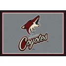 "Phoenix Coyotes 7' 8"" x 10' 9"" Team Spirit Area Rug by"