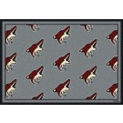 "Phoenix Coyotes 7' 8"" x 10' 9"" Team Repeat Area Rug by"