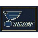 "St. Louis Blues 7' 8"" x 10' 9"" Team Spirit Area Rug by"