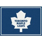 "Toronto Maple Leafs 2' 8"" x 3' 10"" Team Spirit Area Rug"