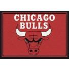 "Chicago Bulls 2' 8"" x 3' 10"" Team Spirit Area Rug"