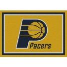"Indiana Pacers 2' 8"" x 3' 10"" Team Spirit Area Rug"