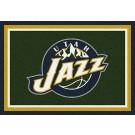 "Utah Jazz 2' 8"" x 3' 10"" Team Spirit Area Rug"