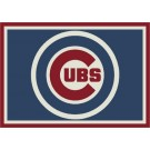 "Chicago Cubs 7' 8"" x 10' 9"" Team Spirit Area Rug by"