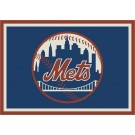"New York Mets 7' 8"" x 10' 9"" Team Spirit Area Rug by"
