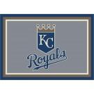 "Kansas City Royals 7' 8"" x 10' 9"" Team Spirit Area Rug by"
