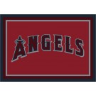"Los Angeles Angels of Anaheim 7' 8"" x 10' 9"" Team Spirit Area Rug by"